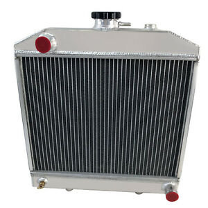 Radiator Fit Ford Holland Compact Tractor 1000 1500 1600 1700 1900 Sba310100031