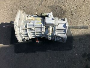2005 Chevrolet Corvette Tremec 6 Speed Manual Transmission Used 53k Miles