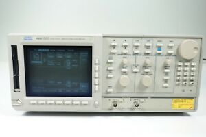 As Is Tektronix Awg520 Arbitrary Waveform Generator 2 Channels 1 Gs s