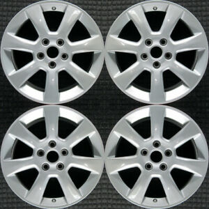 Cadillac Ats Painted 17 Oem Wheel Set 2013 To 2016