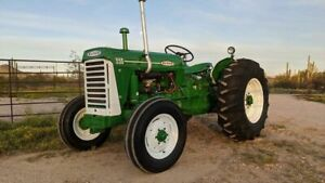 1958 Oliver 550 Tractor
