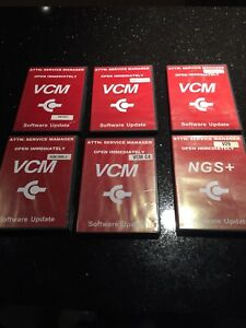 Ford Vcm Ngs Software Update Discs