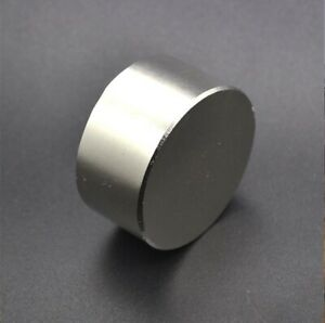 Neodymium Magnet 40mm X 20mm N52 Strongest Permanent Rare Earth Magnets