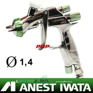 Anest Iwata Ls 400 Entech Ets Supernova Pro Kit Professional Spray Gun 1 4 Mm