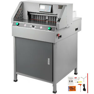 19 3 Program Control Automatic Electric Paper Cutter 480mm Cutting Machine