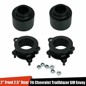 Front 2 Rear 2 5 Level Lift Kit For 2002 Gmc Envoy Chevy Trailblazer 2wd 4wd