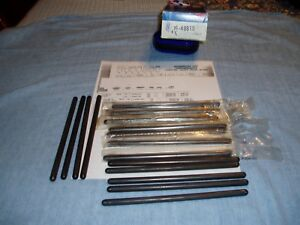 Ford 289 Trw Chrome Moly Push Rods New Made In Usa