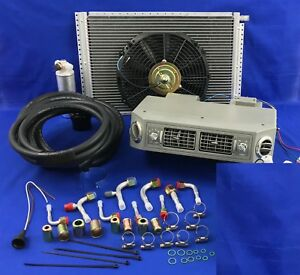 A C Kit Universal Underdash Evap Heat Cool 406 No Compressor With Electric Harn