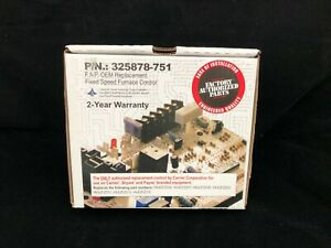 New Oem Replacement Fixed Speed Furnace Control Circuit Board 3258780751 Kit
