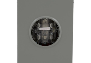 Square D By Schneider Electric 1008801 200a Overhead underground Meter Socket