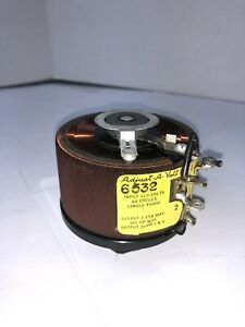 Asjust A Volt 6532 Variable Auto Transformer