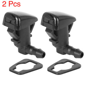 2pcs 68260029aa Windshield Washer Nozzle Wiper Spray For 2011 2018 Chrysler 300