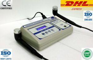 Ultrasound Therapy 1 Mhz 3 Mhz Dual Frequency 1 3 Mhz Ce Approved Physiotherapy