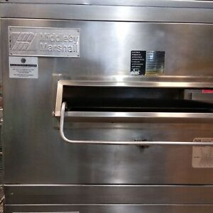Middleby Marshall Ps360 Pizza Oven Double Stock