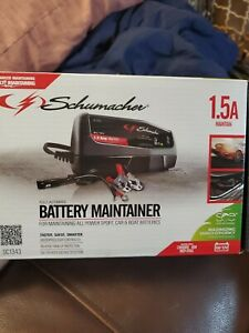 New In The Box Schumacher 1 5a Battery Maintainer Sc1343