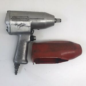 Snap on Im510 1 2 Drive Air Impact Wrench With Protective Boot cover