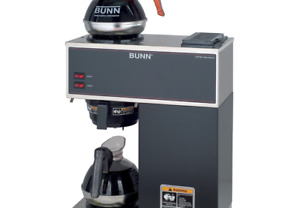 Bunn Vpr 2ep 12 cup Pourover Commercial Coffee Brewer Plus 2 Easy Pour Commer