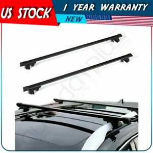 Fit For Jeep Patriot Heavy Duty Roof Rack 48 Cross Bars Carrier Cargo Us Stock