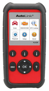 Autel us Al629 Abs srs Engine And Transmission Scan Tool