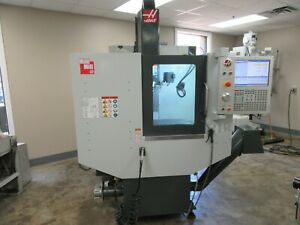 Haas Mini Mill Cnc Vertical Machining Center With 10 000 Rpm Spindle