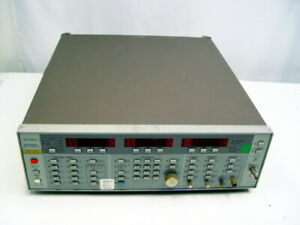Wiltron 6669b Programmable Sweep Generator 10mhz To 40ghz