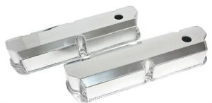 Ford Fabricated Aluminum Tall Valve Covers 302 5 0l
