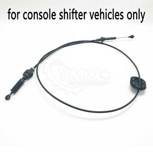 New Autotrans Shifter Cable For Chevrolet Blazer S10 Gmc Sonoma Jimmy 15189198