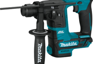 Makita Rh01z 12v Max Cxt Lithium ion Brushless Cordless 5 8 Rotary Hammer Kit