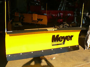Meyer Snow Plow Poly Chevy 1973 07 Ezy Classic Stp 7 6