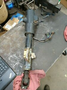 Used Corvette Tilt Steering Column C3 77 82