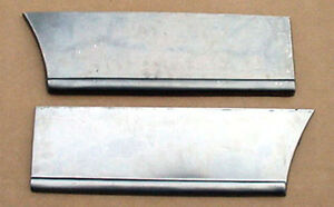 1928 1929 Model A Ford Roadster Quarter Patch Panels