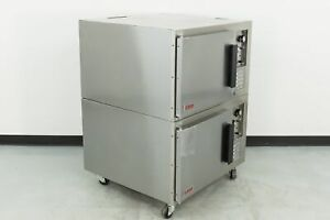 Used Lang Fcof at 480v Double Deck Electric Convection Oven 551064