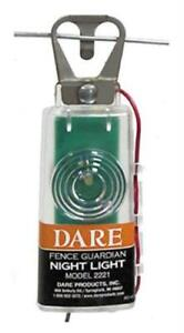 Guardian Electric Fence Night Light Tester Indicator Light Flashes To Only One
