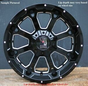 Wheels For 20 Inch Dodge Ram 1500 2007 2008 2009 2010 2011 2012 Rims 1882