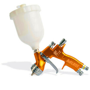 Devilbiss Pistola Gti Pro Hvlp Spray Gun Gravity Feed Paint Gun 1 3mm Nozzle