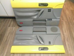 1998 2010 Vw Beetle Door Panels Complete Nice Driver Passenger Power Windows