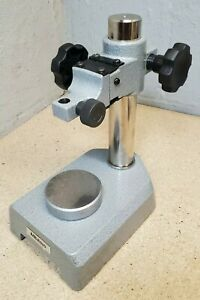 Mitutoyo No 7004 Dial Gage Stand Comparator Inspection Base 7003