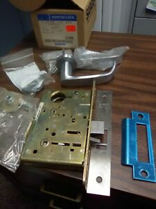 Sargent Mortise Lock 8237 26d Finish
