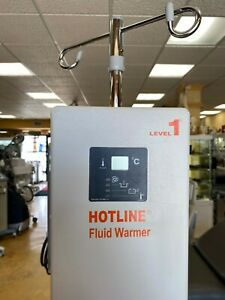 Smiths Hotline Level 1 Fluid Warmer W Iv Pole