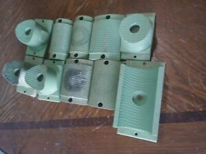 Lot Serrated Pipe Fusion Machine Heater Plate Die Tools