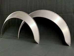 Universal Metal Fender Flares Style 3 3 Wide 2 Total hand made