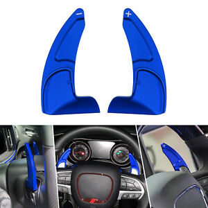 Steering Wheel Shift Paddle Shifter For 2015 2020 Dodge Charger Challenger