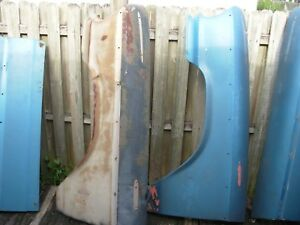 1963 Ford Galaxie 500 Xl 2 Door Fastback Front Fenders 3