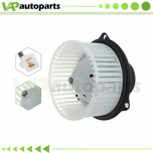 Heater Blower Motor With Fan Cage For For Jeep Dodge Ram 2500 3500 Grand Hvac