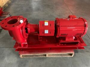 Bell And Gosset Circulating Pump Model 1510 Bf 10 30 Hp 1030 Gpm