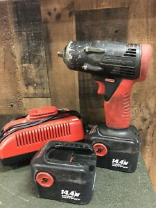 Snap On Ct4410 14 4v 3 8 Drive Cordless Impact Wrench With Battery