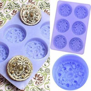 Silicone Molds Soap Making Kit Flexible Moulds for Making Hand Made Soap $89.90
