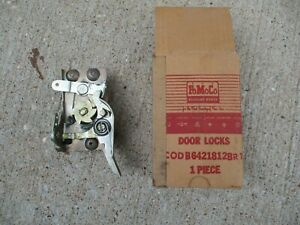 1960 1961 1962 1963 Ford Falcon Right Door Lock Latch Nos Ford