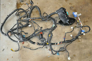 2007 Honda Civic Ex Coupe Firewall Wiring Harness Engine Bay Wire 3220a Sva A502