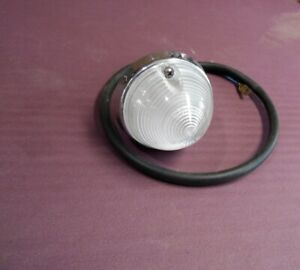 Nos Oldsmobile 1955 Parking Lamp Assembly Fits Either Side 8
